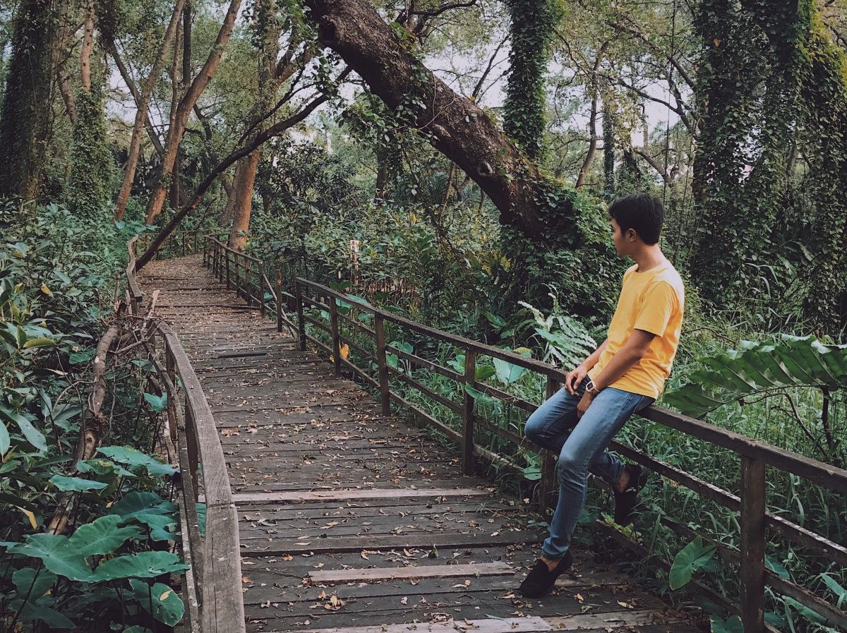 Demi Instagram, Nekat Masuk Hutan Mangrove Terlarang DiJakarta