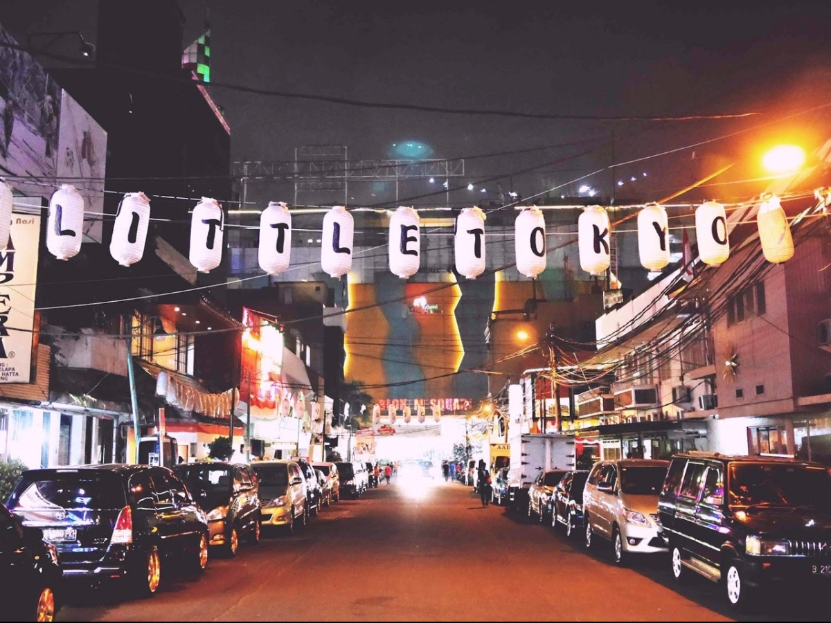Kashiwa Blok M – Little Tokyo di Jakarta dengan Harga serbaRp30,000!